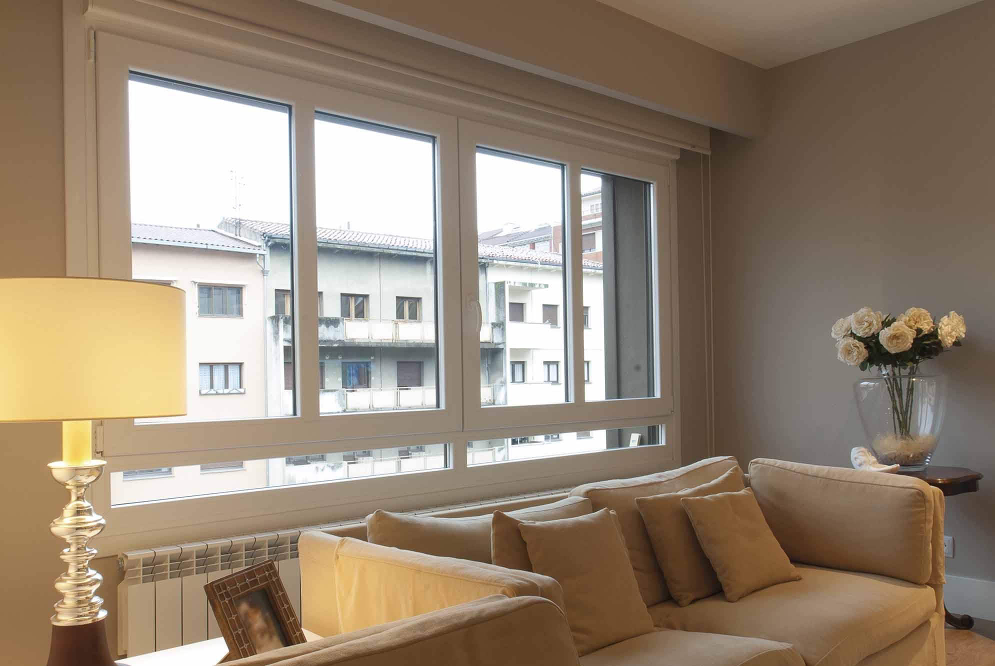 Echarri cristal gipuzkoa y navarra cortinas correderas - Fotos de cerramientos de terrazas ...