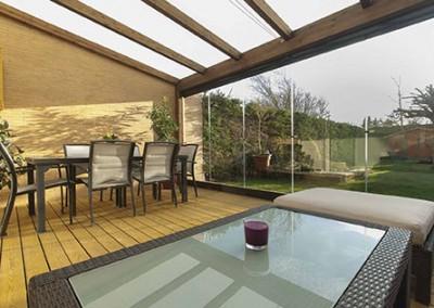21 acristalamiento de terraza echarri cristal navarra for Acristalamiento de terrazas precios