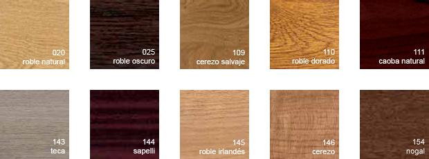Colores y acabados echarri cristal gipuzkoa y navarra for Colores para pintar puertas de madera